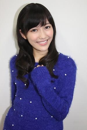 渡辺麻友:「将来は女優に」と夢明かす 憧れは天海祐希 - MANTANWEB(まんたんウェブ)