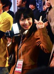 AKB48グループ、ドラフト会議 フォトセッションにSKE48研究生・松村香織が乱入した! - リアルライブ