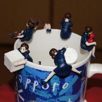 コップのフチ子がついに「缶コーヒーのおまけ」に!【Blendy微糖】 - NAVER まとめ