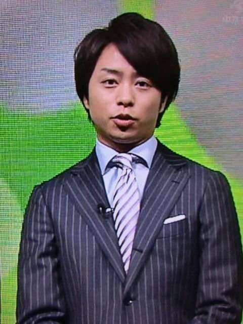 【悲報】嵐の櫻井翔さんが年々太っていくと話題に