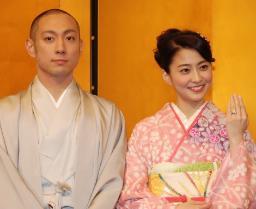 市川海老蔵・小林麻央夫妻、長男を初披露!特番でパパの顔