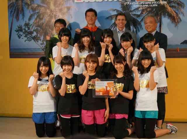 AKB48マラソン部設立!高城亜樹や松村香織ら参加 » dwango.jp news - アイドル・ボカロニュース