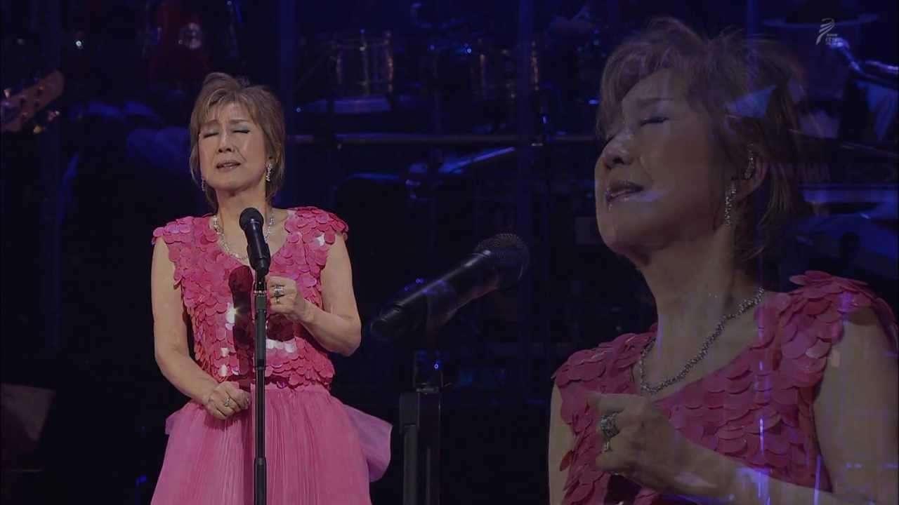 ごめんね...    「髙橋真梨子コンサート2012」 - YouTube