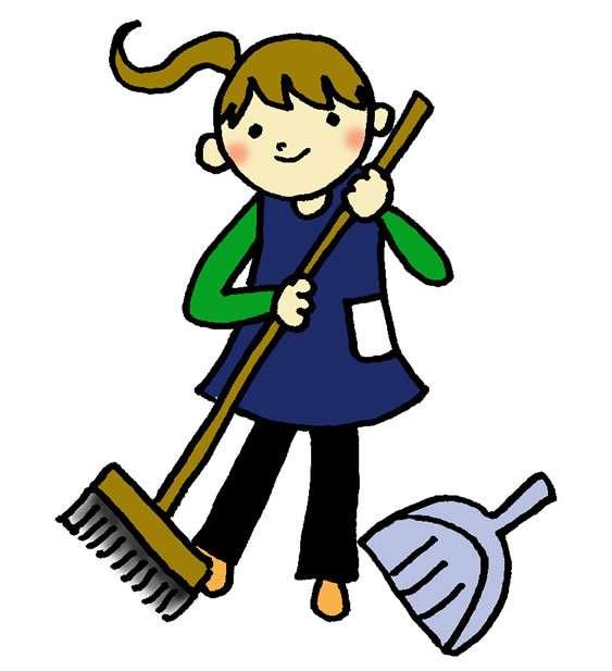 お掃除好きな方いますか?