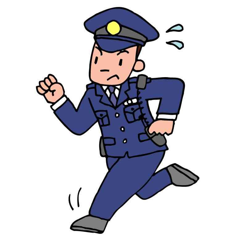 臨時教員、全裸にリュック背負い帰宅で逮捕