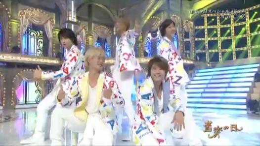 A.B.C-Z スペシャルメドレー 「音楽の日」 - Dailymotion動画