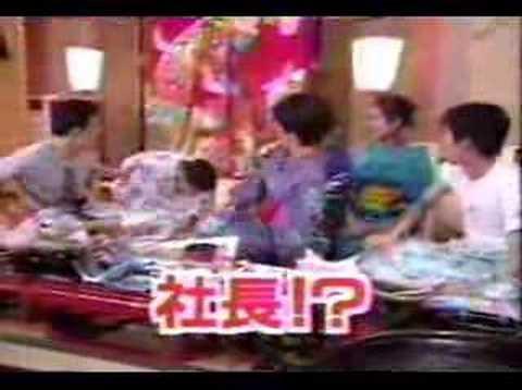 遠峯ありさ(華原朋美) 「天使のUBUG」で社長に暴行 - YouTube