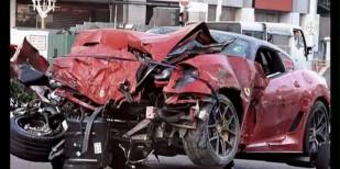シンガポールで20代の日本人女性が、フェラーリを無謀運転する中国人の犠牲に - IRORIO(イロリオ)