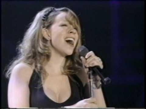 HERO (at  the Tokyo Dome) / Mariah Carey - YouTube