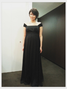 吉瀬美智子が出産後初CM撮影!2013年は「女性として充実した1年」