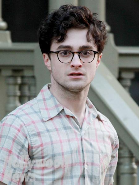 『ハリー・ポッター』のダニエル・ラドクリフの最新がスネイプ先生みたいになってるww
