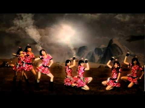 Berryz工房「雄叫びボーイ WAO!」 (MV) - YouTube