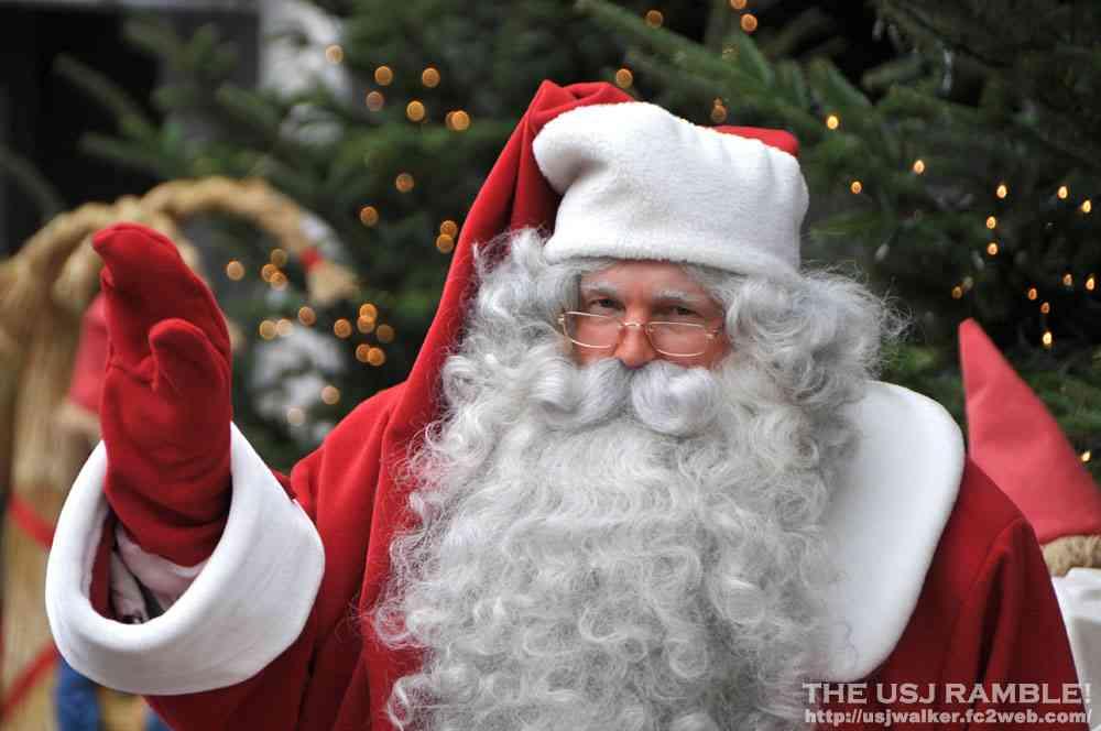 サンタさんがいないと気付いたのはいつ?―平均年齢「9.1歳」