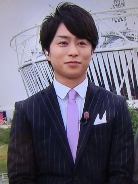 嵐・櫻井翔、4大会連続五輪の顔!日本テレビ系ソチ五輪キャスターに
