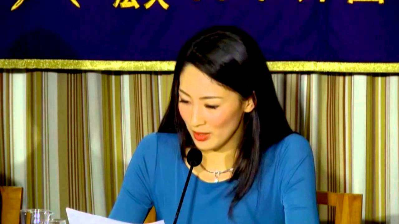 02 Celebrity stands up to talent agency 'stalker' - Ikumi Yoshimatu 吉松育美 - YouTube