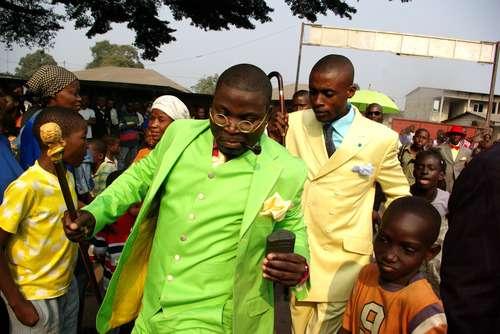 コンゴ人のファッションセンスが素晴らしい!と話題に