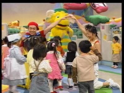 NHK「おかあさんといっしょ」の子供の中にF4がいると話題にw