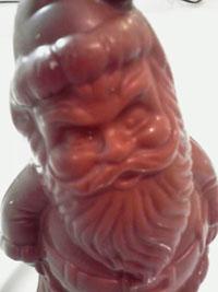 【下ネタ注意】クリスマスの「サンタチョコ」が卑猥すぎて子供には見せられないレベルwww