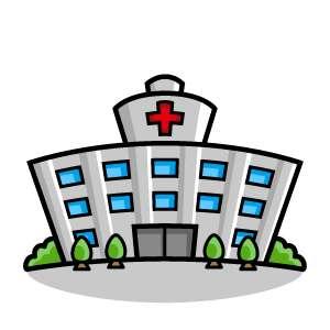 病院、大きい所へ行っていますか?
