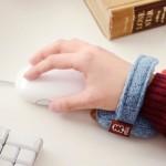 マウスの使い過ぎから手首を守る可愛らしいリストクッション【Fluffy Animal Wrist Cushion】 | インテリアハック