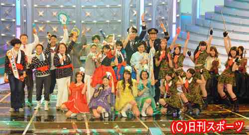 大島優子が紅白でAKB卒業宣言/速報中 - 音楽ニュース : nikkansports.com
