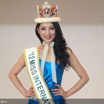 Miss International 2012 Ikumi Yoshimatsu's life under threat - Archives - World Pageants - Beauty Pageants - Indiatimes