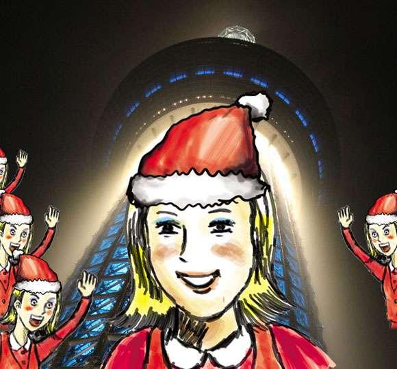 【衝撃】女性の11%が『クリスマス彼氏』を作ったことがある→クリスマス後には彼氏と別れる女性も…。