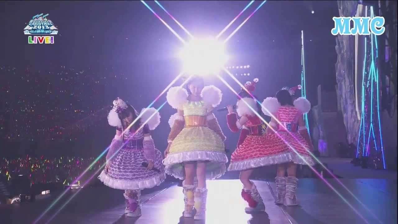 """ももいろクローバーZ ももクリ2013 """"きみゆき"""" - YouTube"""