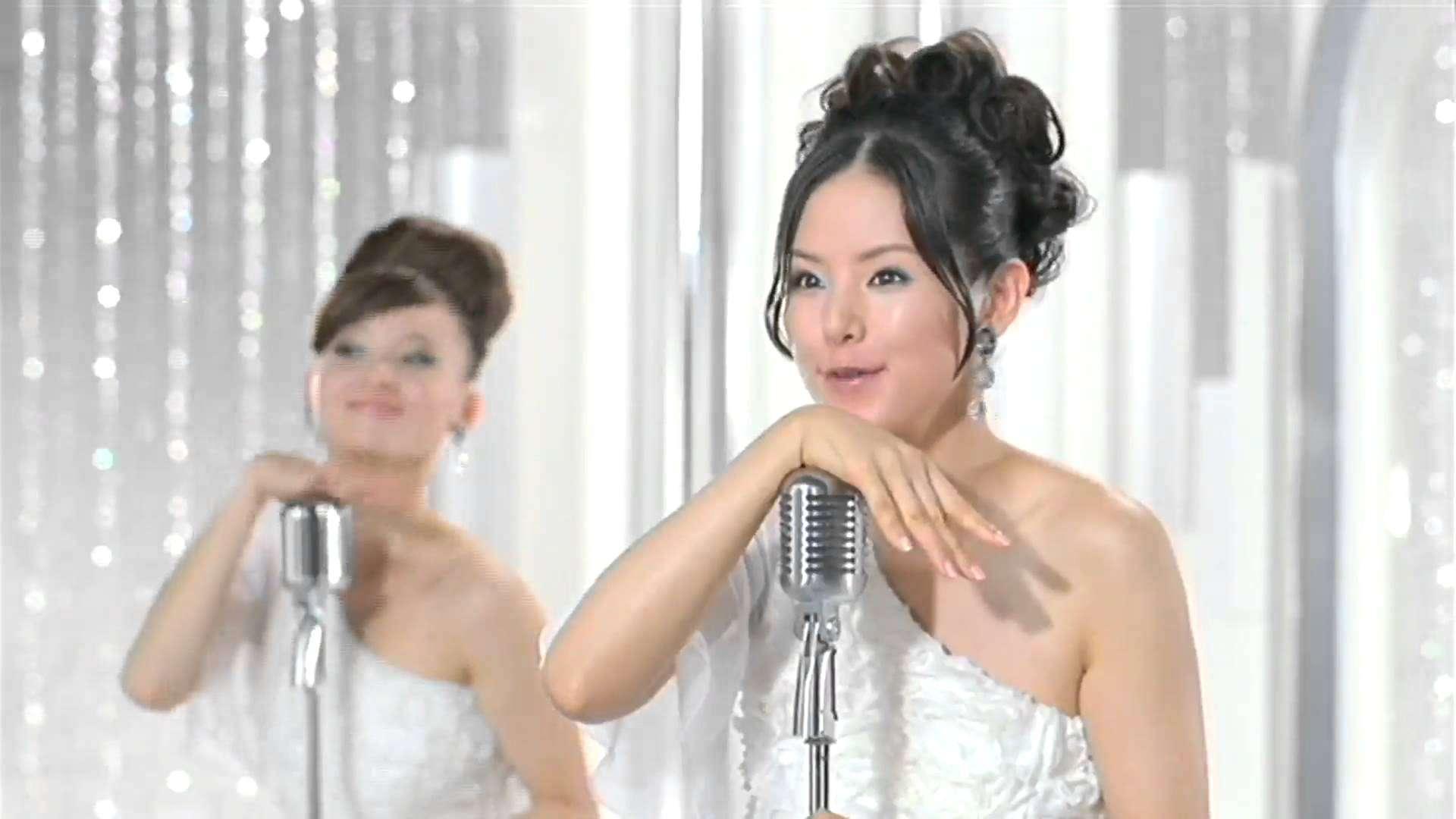 いいなCM サンスター VO5 小西真奈美 「スーパーキープソング」篇 - YouTube