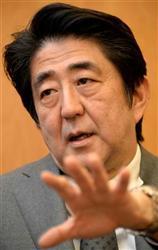 安倍首相単独インタビュー 特定秘密保護法案への批判、疑問に答える  (1/3ページ)  - 政治・社会 - ZAKZAK