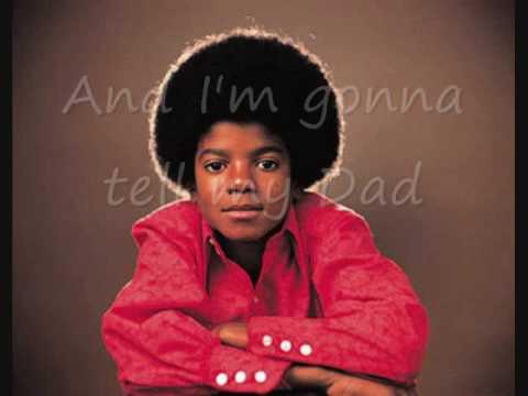The Jackson 5 I saw Mommy kissing Santa Claus (with lyrics) - YouTube