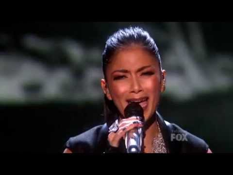 Nicole Scherzinger - Pretty - The X Factor USA 2011 (Live Semi-Final Results Show) - YouTube