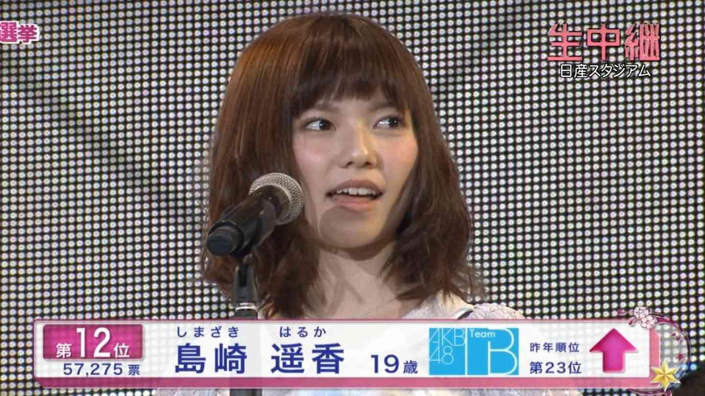 ぱるること島崎遥香のメイクが酷すぎると話題に