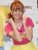 アイドリング!!!・菊地亜美、目標とするタレントは「矢口真里さん!」