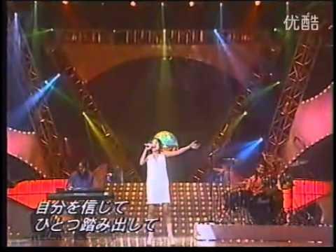 浜崎あゆみ 全日本有線大賞 新人賞楽曲 Trust - YouTube