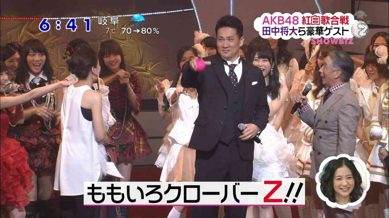 第3回 AKB48紅白対抗歌合戦 - めざましテレビ ZIP! 2013-12-18 - YouTube