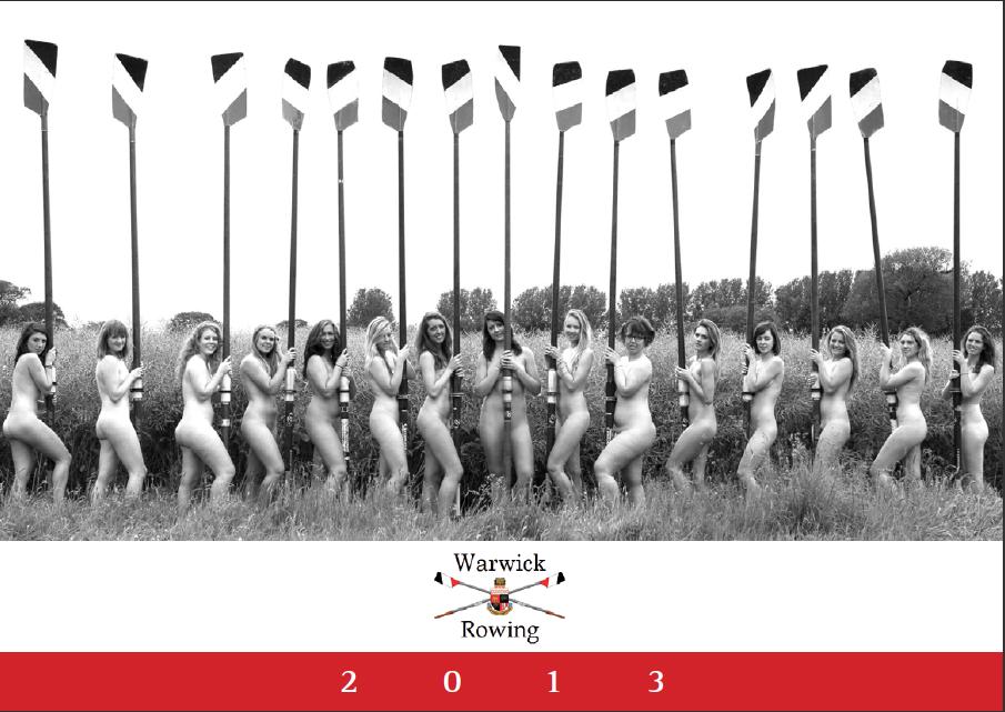 イギリスの男子大学生がホモフォビア(同性愛嫌悪)をなくすことを目的として製作した美しい肉体美溢れるヌードカレンダー