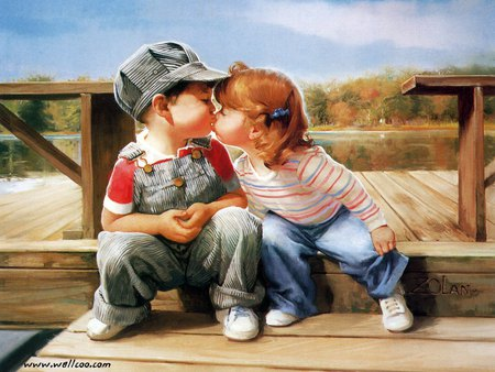 小学1年生の男児、隣席の女子の頬にキス→男児、セクハラで登校を禁じられる