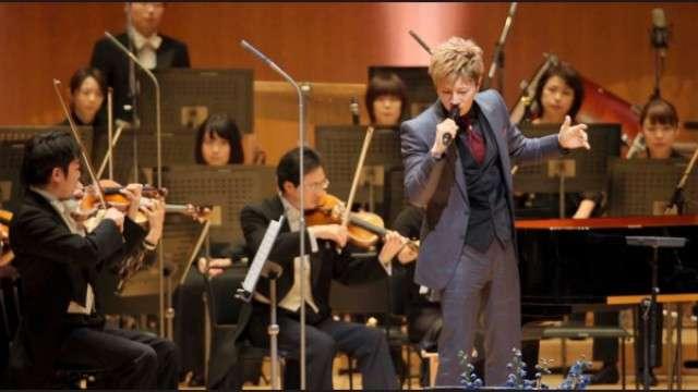 GACKT、東京フィルハーモニー交響楽団と華麗なる共演|BARKS音楽ニュース