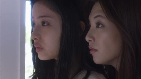 石原さとみと田中麗奈の唇の差がヤバい!女性同士のキスシーンも披露www