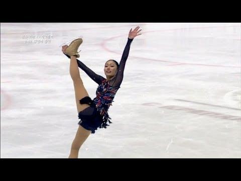 Miki Ando - Firebird, 안도 미키 프리 스케이팅, 20131207 - YouTube