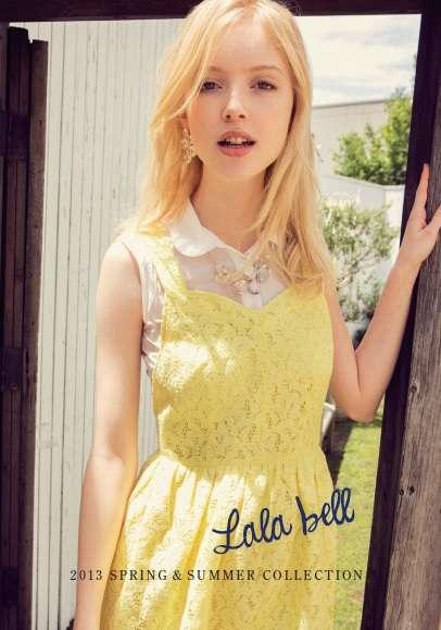 ファッション性の高い新しいエプロンブランド「Lalabell(ララベル)」G..(株式会社magicnumber プレスリリース)