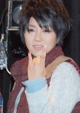 美奈子、男装姿を披露「ハマっちゃう!」   ニュース-ORICON STYLE-