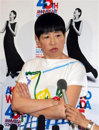 和田アキ子 なぜか北島三郎「紅白卒業」質問NG