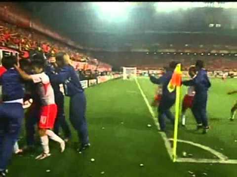 韓国のワールドカップ八百長伝説 - YouTube