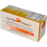 LivOn Laboratories, Lypo-Spheric Vitamin C, 30 Packets, 0.2 fl oz (5.7 ml) Each - iHerb.com