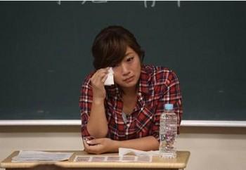 フジテレビ系バラエティ『全力教室』で号泣の美奈子「辛くて泣いたんじゃない」