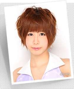 AKB48大家志津香、1日ノーパンだったと告白www