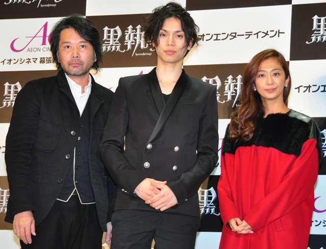 水嶋ヒロ、全国めぐり「黒執事」は「ネガティブな声がない!」とファンの反応に自信 : 映画ニュース - 映画.com
