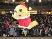 あべのキューズモールに「ふなっしー」登場−2500人集まる /大阪 (みんなの経済新聞ネットワーク) - Yahoo!ニュース